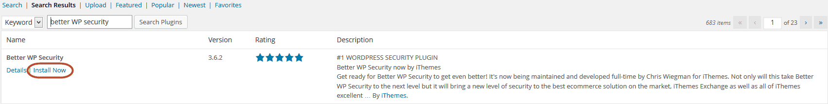 pluginresults