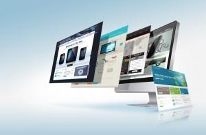 web hosting concept image